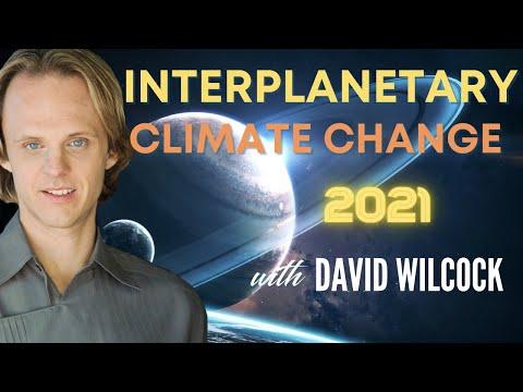 David Wilcock: Interplanetary Climate Change 2021 -- Evidence of Solar Flash?