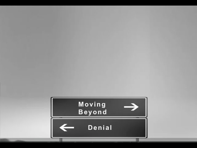 Sermon Series: Moving Beyond Denial