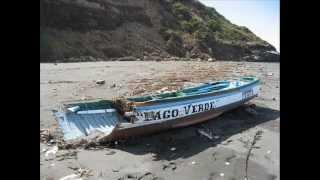 Película isla santa maría puerto sur