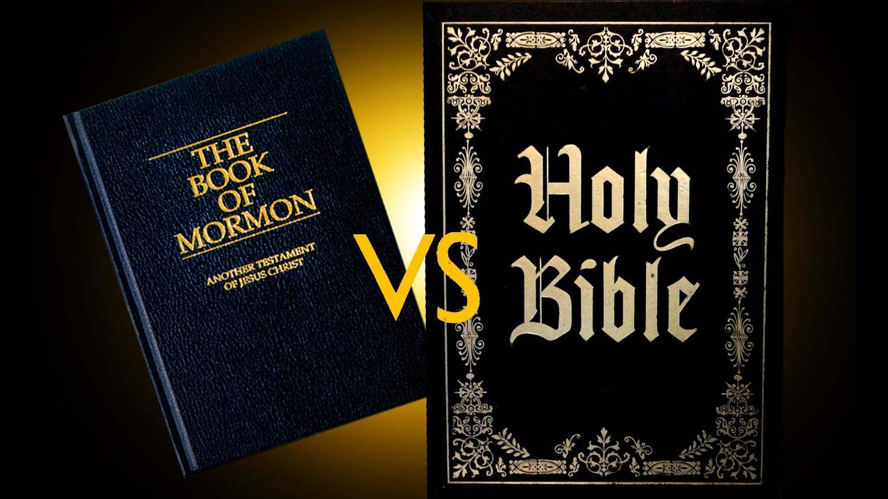 La Biblia VS El libro de Mormón - YouTube