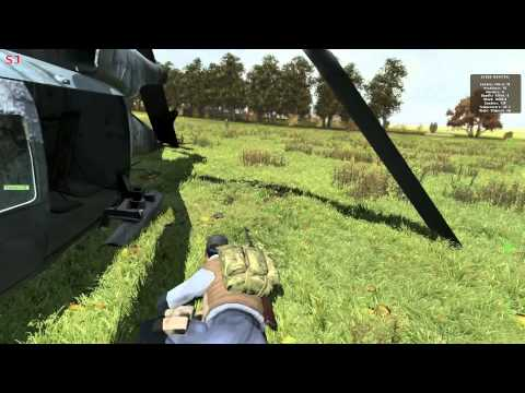 DayZ: Return to Chernarus | Ep 5 UH-1Y Down!!!