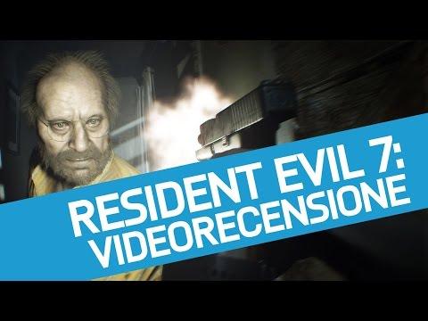 Resident Evil 7: La Recensione [attenzione possibili spoiler]