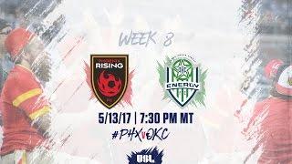 Phoenix FC Wolves vs OKC Energy FC full match