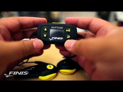 Finis Neptune MP3 Explained - Bone conduction technology - Presented by ProSwimwear
