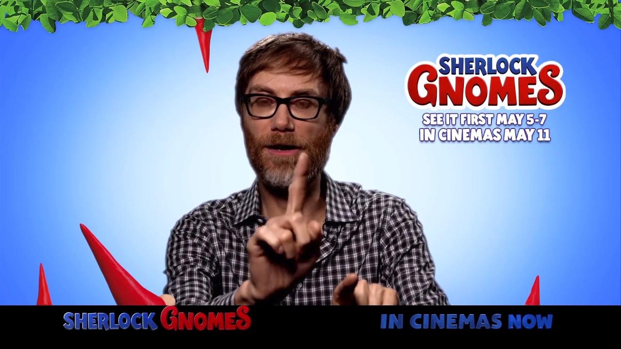 Download Sherlock Gnomes   Big Surprise   Paramount Pictures UK