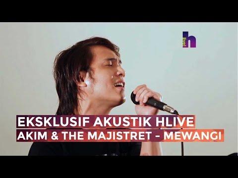 [MV] Eksklusif Akustik HLive - Akim & The Majistret - Mewangi