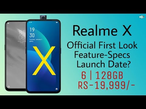 realme-x-official-first-look-|-feature-specs,-launch-date?-price-in-india?