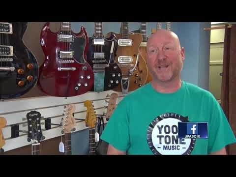 Yooptone Music open in Marquette