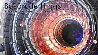 Bosón de Higgs: el secreto está en la masa