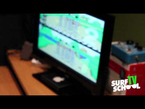 SurfSchoolTvEp5 Harry Fraud makes French Montana's