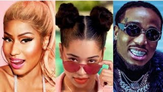 Ella Mai ft Nicki Minaj & Quavo -  Boo
