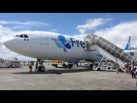 [Flight Report] FRENCH BLUE | Paris ✈ Punta Cana | Airbus A330-300 | Premium Eco