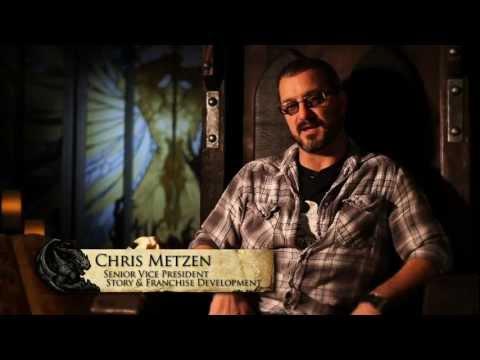 Diablo 15 Year  Anniversary - Chris Metzen Interview