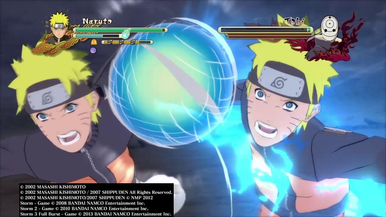 Storm Legacy | Naruto Ultimate Ninja Storm 3 Remastered | Great Ninja War  Part 4 Finale