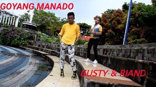 CHA CHA MANADO REMIX ||GOYANG MANADO|| VOC GUSTY & RIAND ||OFFICIAL MUSIC VIDIO|| mp3
