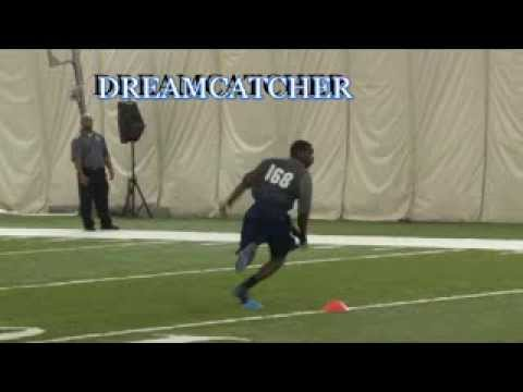 E J  FIELDS NFL COMBINE