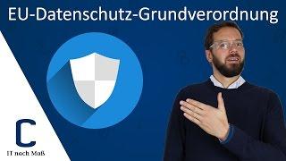 Jetzt handeln! EU-Datenschutz-Grundverordnung: Das müssen Sie wissen – CYBERDYNE