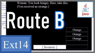 Erstellen Inventar (3/3) - Route B - Mehrere Klassen, Vererbung - Java-Spiele-Entwicklung Extra 14
