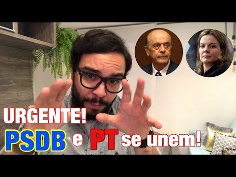 O PSDB revela sua verdadeira face em evento em São Paulo!