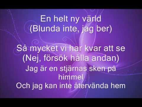 Aladdin - En helt ny värld lyric)