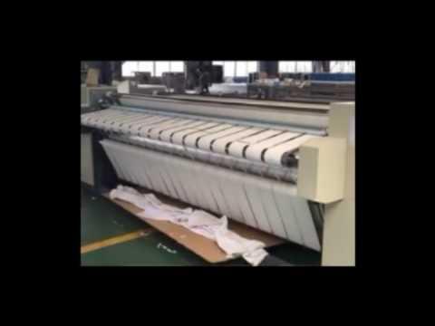 Bed Sheet Pressing Machine