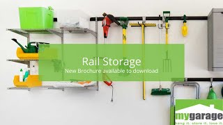 Rail Storage - New Brochure to Download