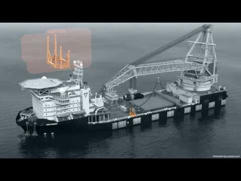 Technical Animation | 3D CAD | Offshore Technology | Subsea