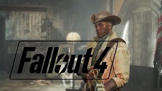 Fallout 4 Gameplay #2 The Prophecy has been Fortold