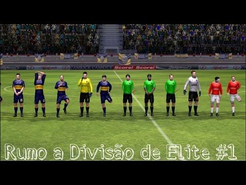 Rumo a Divisão de Elite #1 - Dream League Soccer