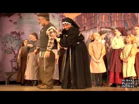 Fiddler on the Roof - St. Jean's Players