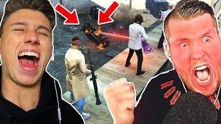 STANDARTSKILL im Livestream geprankt bis er AUSRASTET! (GTA 5 Casino DLC)
