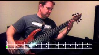Korn - Spike in my Veins (Bass Cover) CoversByJes