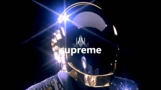Daft Punk - Get Lucky (Radio Edit) [feat. Pharrell Williams] Supreme Video