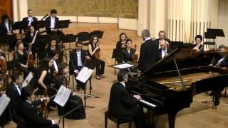 Csíky Boldizsár jr. Mozart Piano Concerto no.23 A dúr KV488
