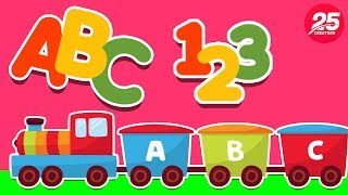 ABC Train Music for Kids - Relax Music for Children