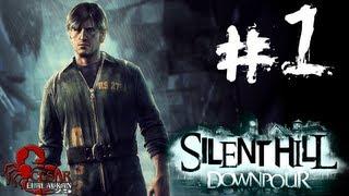 Silent Hill: Downpour - Gameplay (Sub.Español) Parte 1 [HD]