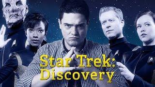 STAR TREK DISCOVERY - Vou te convencer a assistir + explicando o final SM Play #91