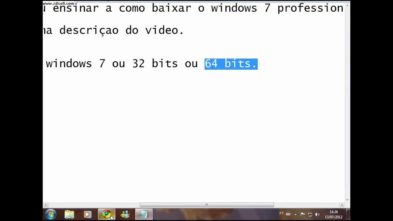 windows 7 home basic link direto