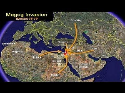 Gog And Magog Map HUGE GOG MAGOG WAR WARNING! Turkeys Leader Says He & Others 2 SOON  Gog And Magog Map