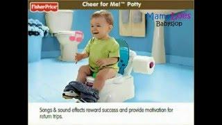 Fisher Price My Potty Friend -  MamaLoes Babysjop
