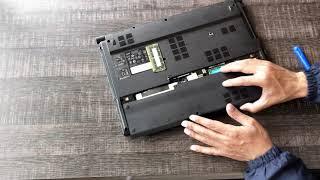 ACER ASPIRE  RAM&SSD UPGRADE/ INSTALL WINDOWS 10 ON ACER ASPIRE