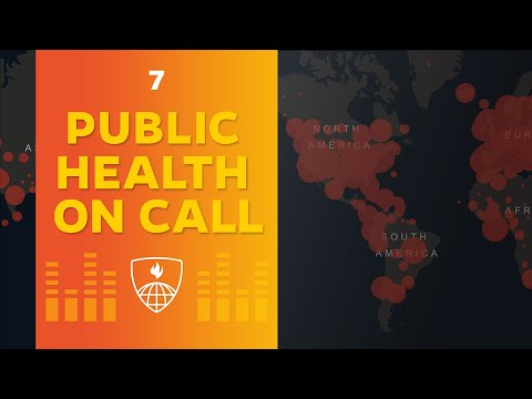 From Global To Local: How Local Health Departments Are Managing COVID-19