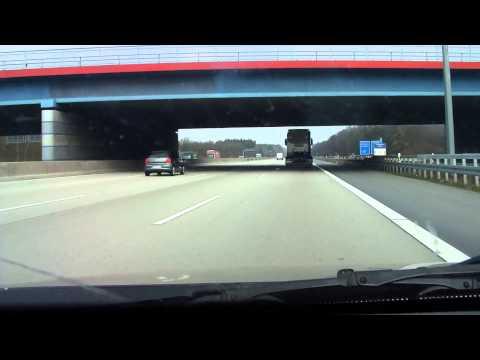 Bernd Rosemeyer Unfall bei 430 km/h