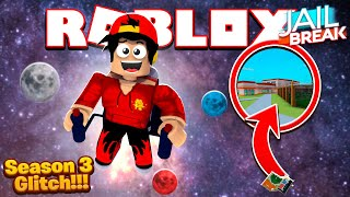 ROBLOX - JAIL BREAK SEASON 3 GLITCH!!!