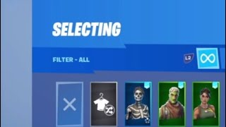 Selling My Stacked Fortnite Account