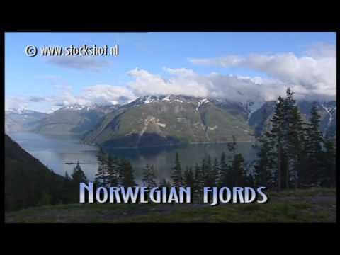 Norwegian Fjords & Briksdal glacier