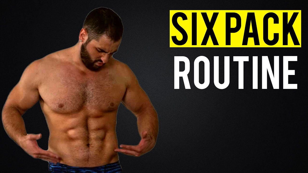 Top 5 NO EQUIPMENT Six Pack Exercises Home Workout Routine