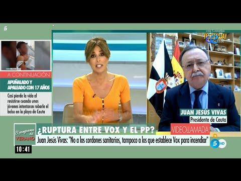 Juan Vivas insiste en que la responsabilidad de la abstención es suya