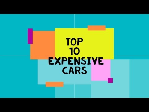 Top 10 Expensive Cars in the World