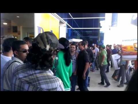 Otro video de Daka Valencia 09-11-2013